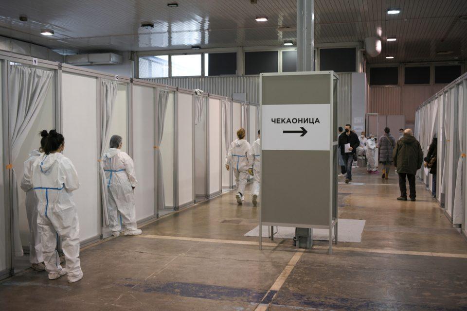 40 отсто од населението во Србија ќе биде вакцинирано до крајот на април