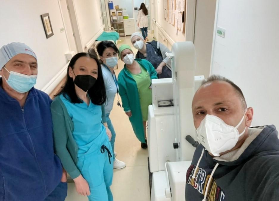 Направена втората успешна трансплантација на срце во Македонија