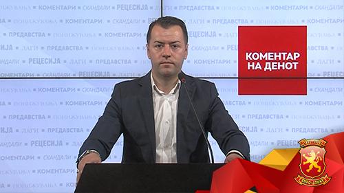 (ВИДЕО) Стефковски: За четири години, Гази Баба е вратена децении наназад