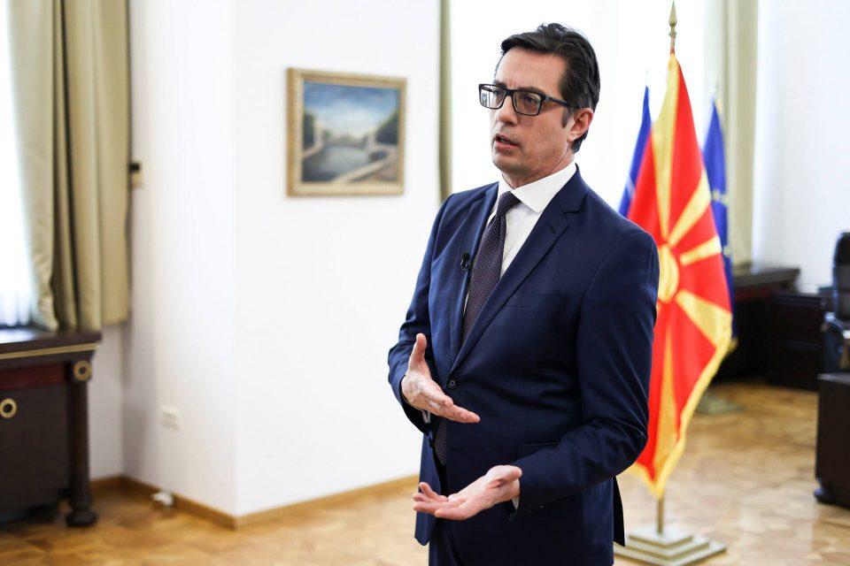 Пендаровски: Историските прашања немаат ништо заедничко со процесот на европската интеграција