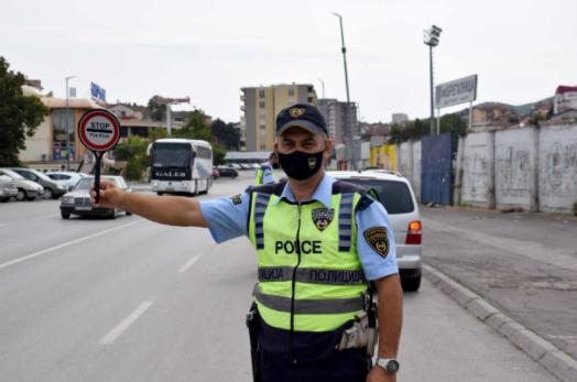 Полицијата одзела 18 мотоцикли на територијата на Штип