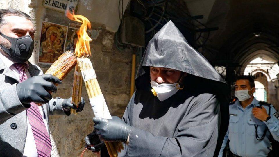 Светиот благодатен оган вечер ќе пристигне во Македонија