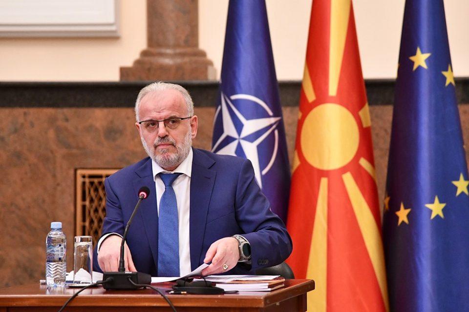 Џафери ќе договора термин за интерпелацијата на Спасовски, за Николовски и Маричиќ поминал рокот