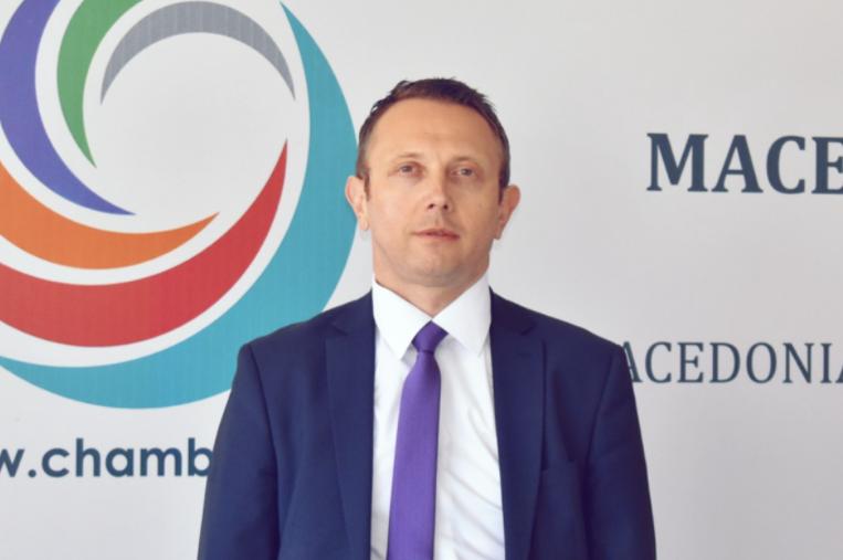 Трајан Ангеловски нов претседател на Индустриската комора на Македонија