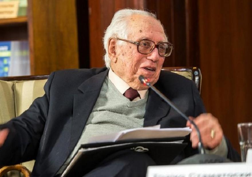 Почина проф. д-р Трајко Стаматоски