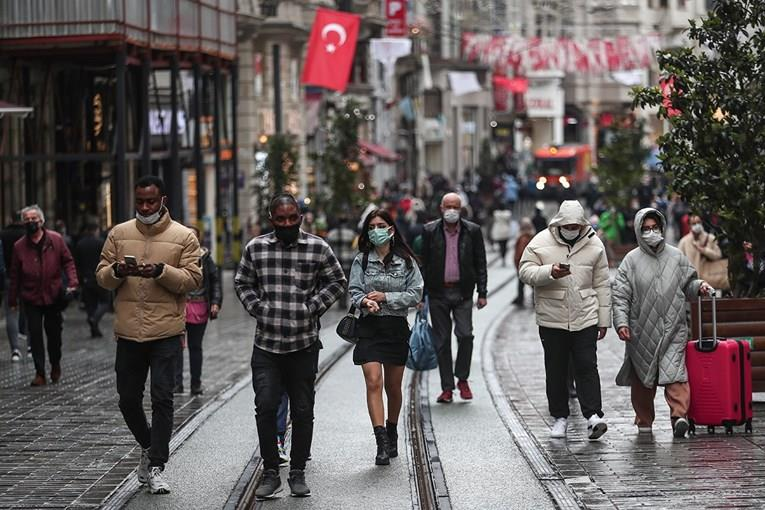 Турција од утре во карантин