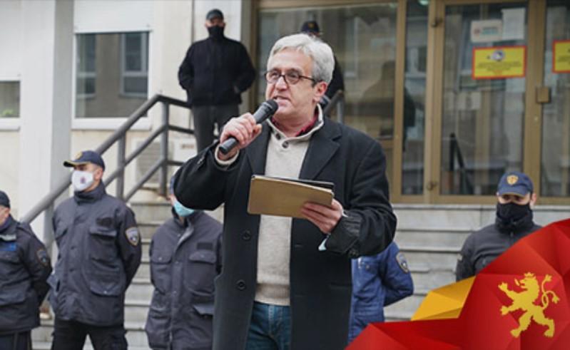 (ВИДЕО) Вељановски до Филипче: Извадете ја кацигата, погледнете ја реалноста и поднесете оставка