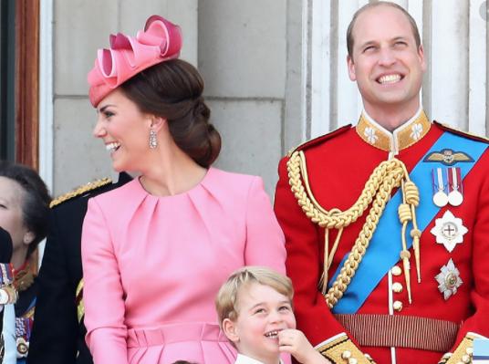 (ФОТО) Најмладиот син на принцот Вилијам денеска полни 3 години