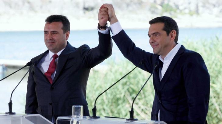 Ципрас: Со Договорот од Преспа ја спречивме експанзијата на Турција во регионот