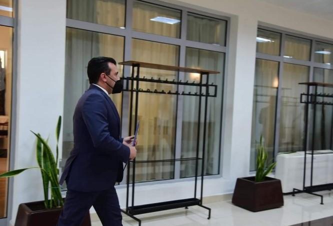 Ќе падне ли договор? Средба на Заев со претседателите на албанската опозиција