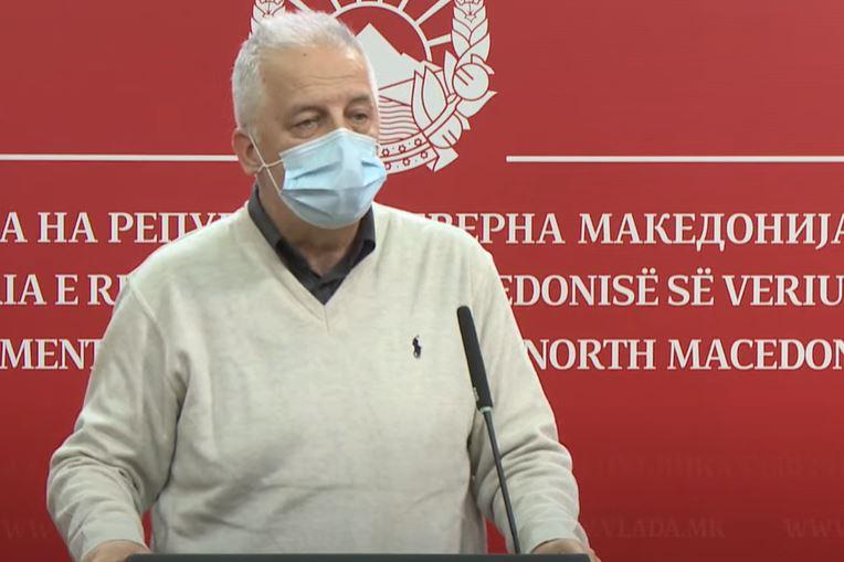Караџовски: Вирусот не е оној кој беше во ноември – Последниве недели имаме бум на новозаразени и хоспитализирани