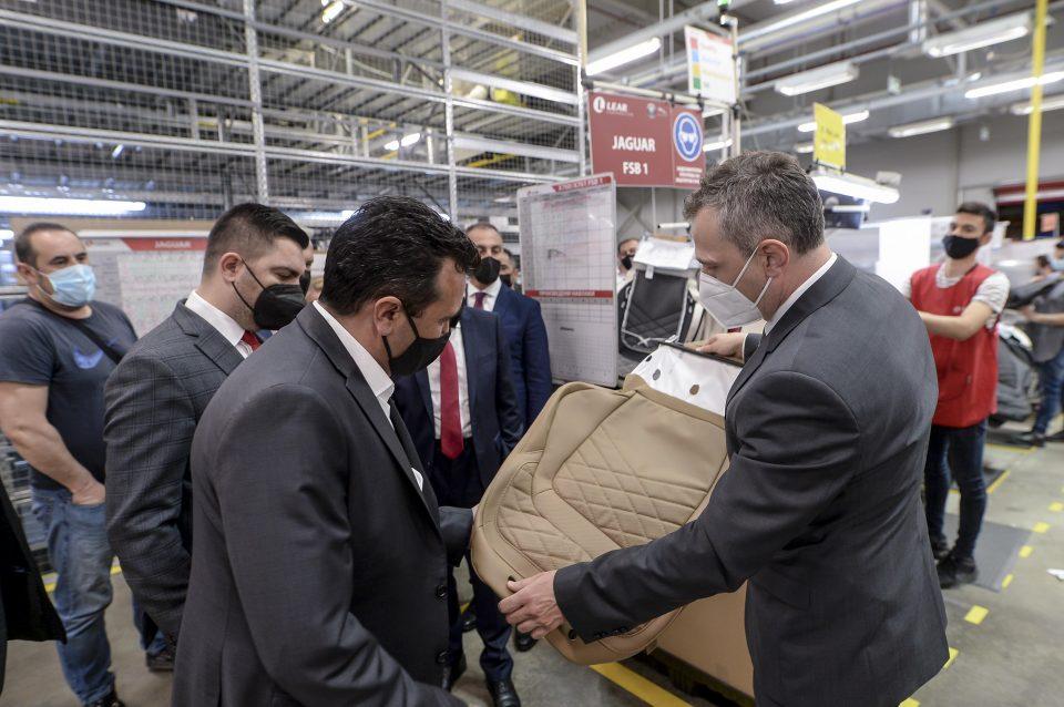 Заев денеска присуствуваше на камен темелник на инвестиција донесена од ВМРО –ДПМНЕ