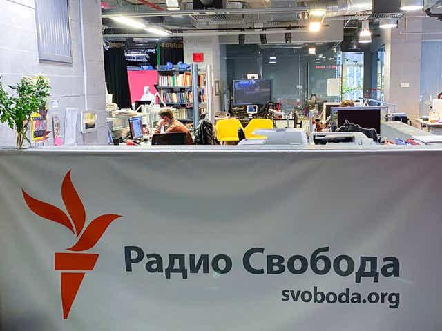 Москва ги замрзна банкарските сметки на Радио Слободна Европа/Радио Слобода