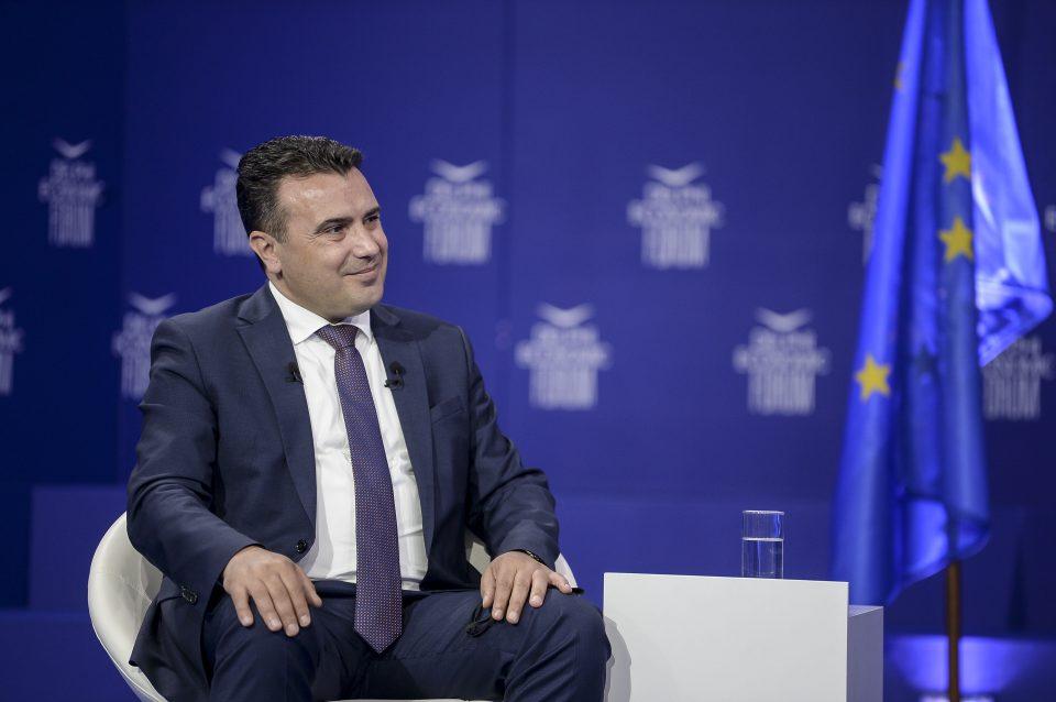 Заев повторно на пат за Брисел: Ќе оди на работна вечера со Борел и лидерите од Западен Балкан