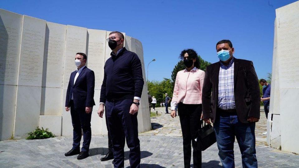 Мицкоски: Македонија ќе го има својот четврт Илинден