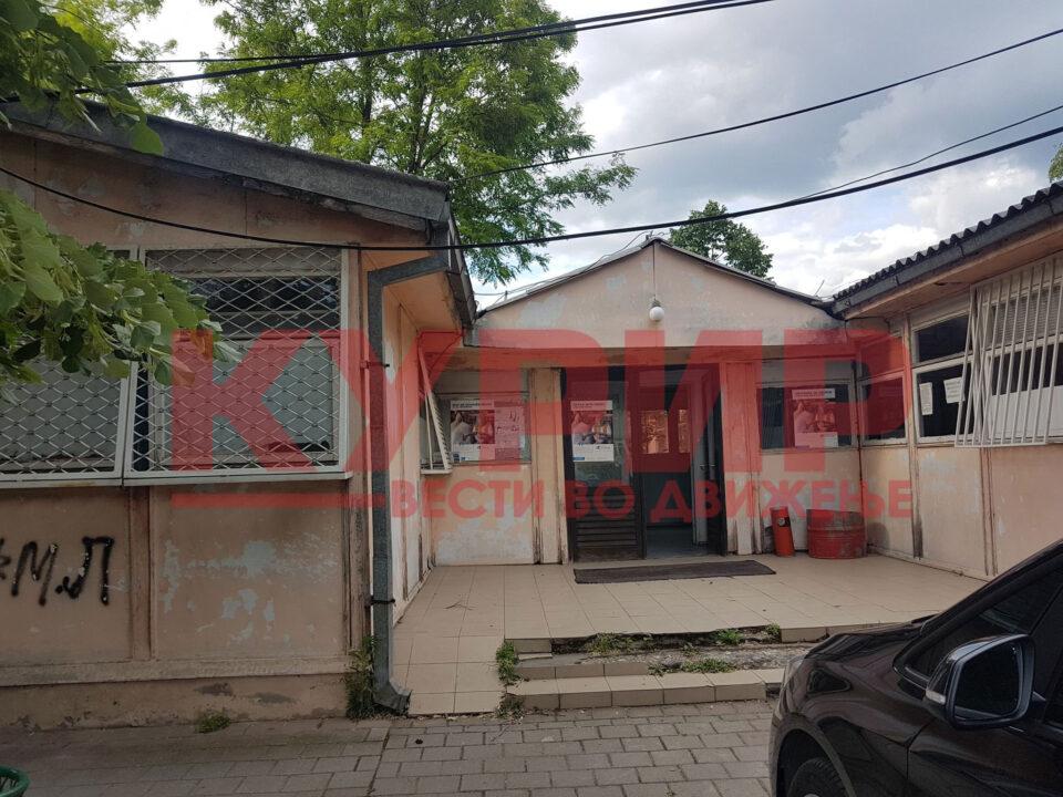 Контејнери наместо поликлиника во Бутел