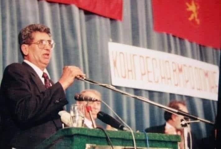 За Драган Богдановски, еден од основачите на ВМРО-ДПМНЕ