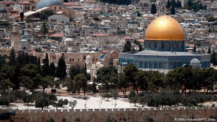 Нови немири од рано изутрина на Ридот на храмовите во Ерусалим
