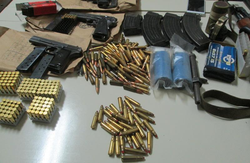 Кичевец доби кривична пријава: Во домот имал нелегално оружје