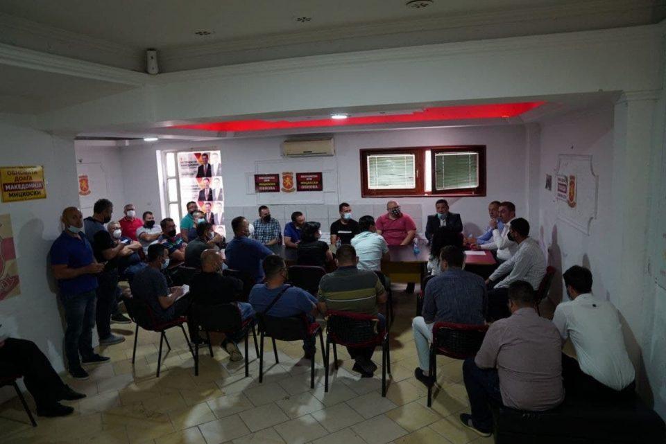 Mицкоски во Прилеп и во Могила: Граѓаните се разочарани од криминалната власт на СДСМ