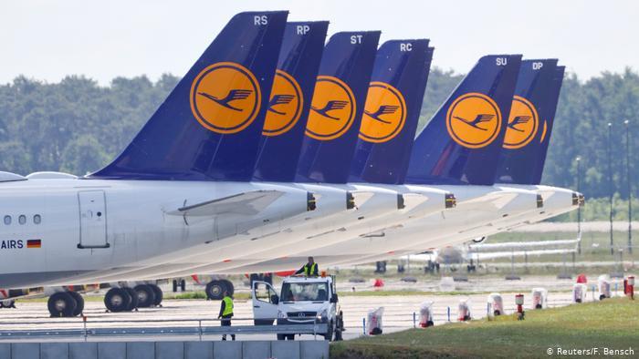 Германска авиокомпанија ќе остави уште 10.000 вработени без работа