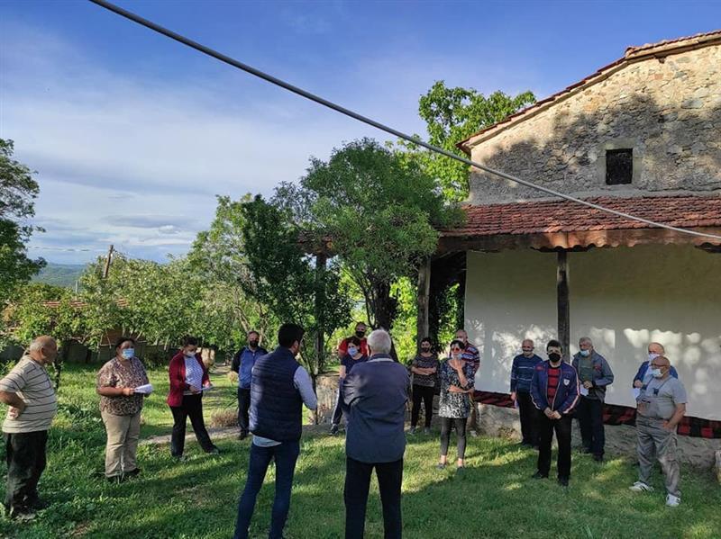 Пратеници од ВМРО-ДПМНЕ на средби во Штип, Ѓорче Петров и Горно Коњаре: Незадоволството е видливо