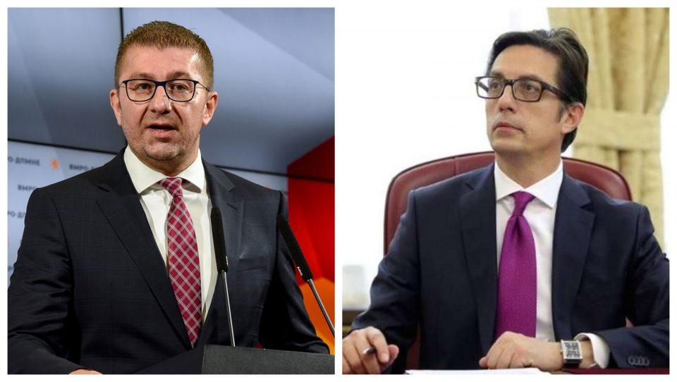27 април главна тема на утрешната средба Пендаровски-Мицкоски