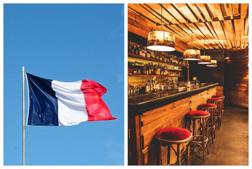 Се отвораат баровите во Франција