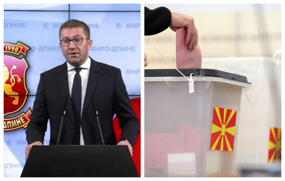 ВМРО-ДПМНЕ очекува победа на локалните избори, за можни коалиции сите карти се на маса