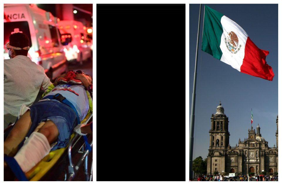 Мексико прогласи тридневна жалост поради несреќата со метрото