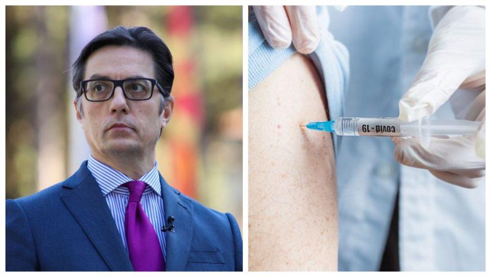 Пендаровски утре ќе се вакцинира против Ковид-19