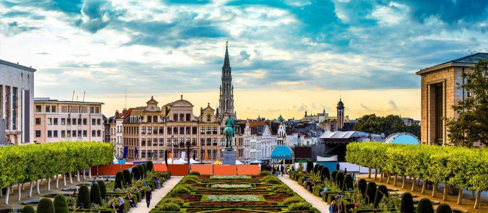 Белгија ја премина бројката од еден милион заразени