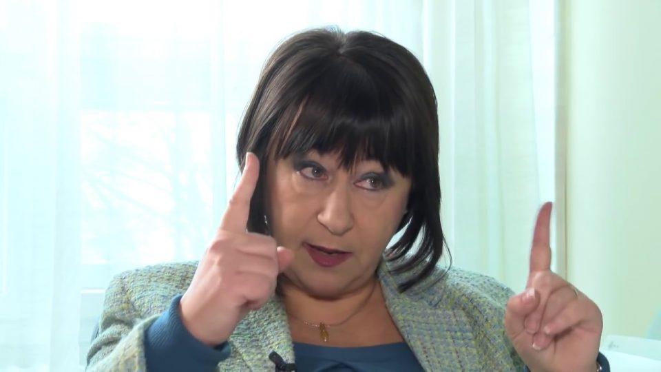 Ванковска за Кацарска: Оваа жена доби награда дека е послушен егзекутор, а не дека е врвен правник