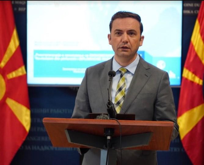 Османи: Работиме за јуни како да е единствена шанса за изнаоѓање на решение со Бугарија