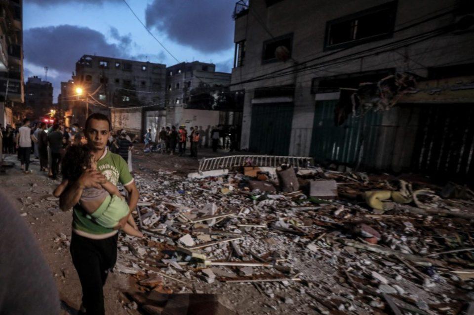 (ФОТО) ЗАСТРАШУВАЧКИ ФОТОГРАФИИ од нападите во Израел