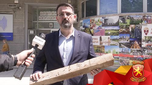 (ВИДЕО) Стоилковски: Златко Марин  во време на рецесија одлучил да даде 300 евра за едно парче дрво
