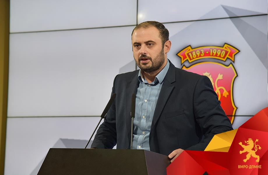 Ѓорѓиевски: Заев сака да контролира и цензурира се во државата