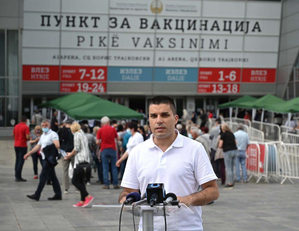 Николовски: СДСМ ги штити сиромашните и нема да ги руши дивоградбите
