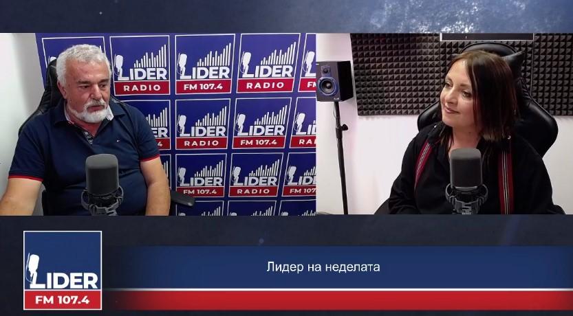"""Микробиологот Никола Пановски гостин во """"Лидер на неделата"""""""