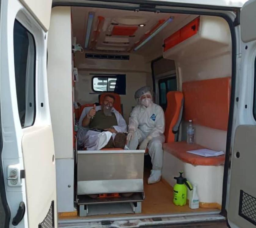 Војникот пристигнат од Африка заразен со нов сој на коронавирус