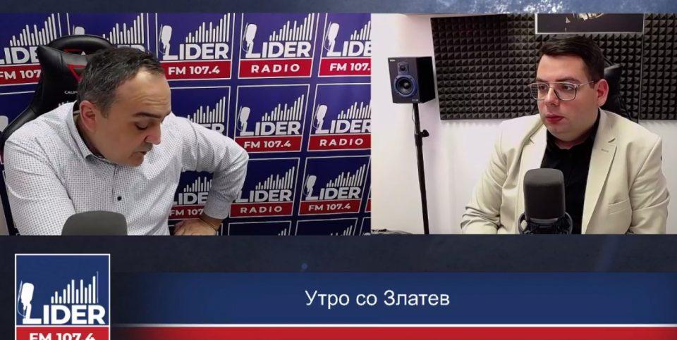 """(ВО ЖИВО) Тони Менкиновски гостин во """"Утро со Златев"""""""