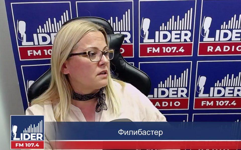 Стојаноска: Власта не создаде поефикасно здравство за справување со КОВИД-19 кризата, туку го уништи целосно
