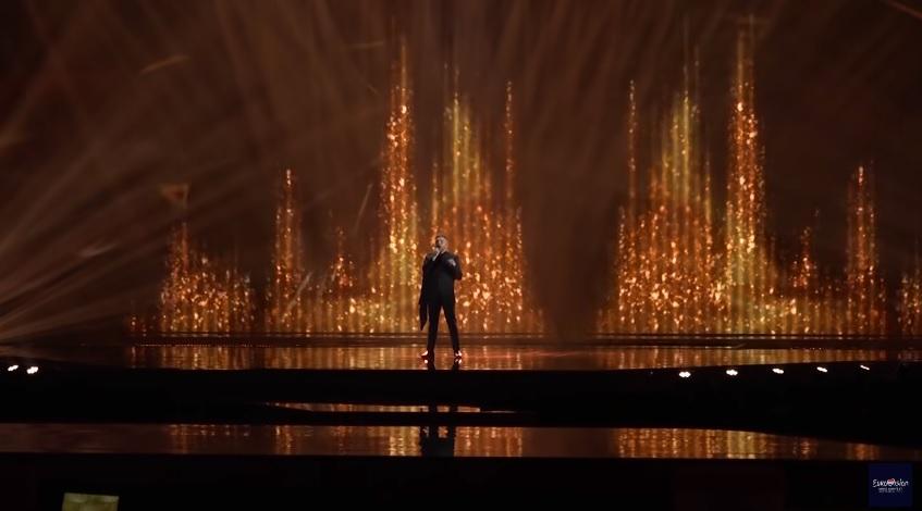 Како помина првата проба на Васил Гарванлиев на евровизиската сцена?