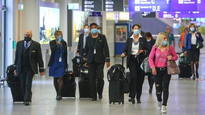 ЕУ почна со олабавување на мерките за целосно вакцинираните патници