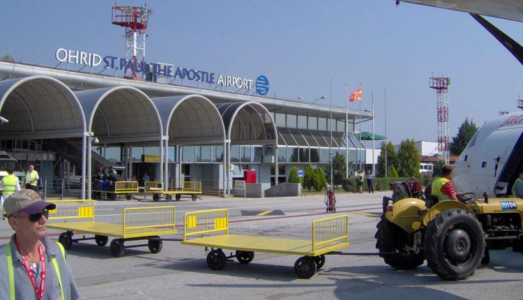 Од утре брзи ковид-тестови и на охридскиот  аеродром