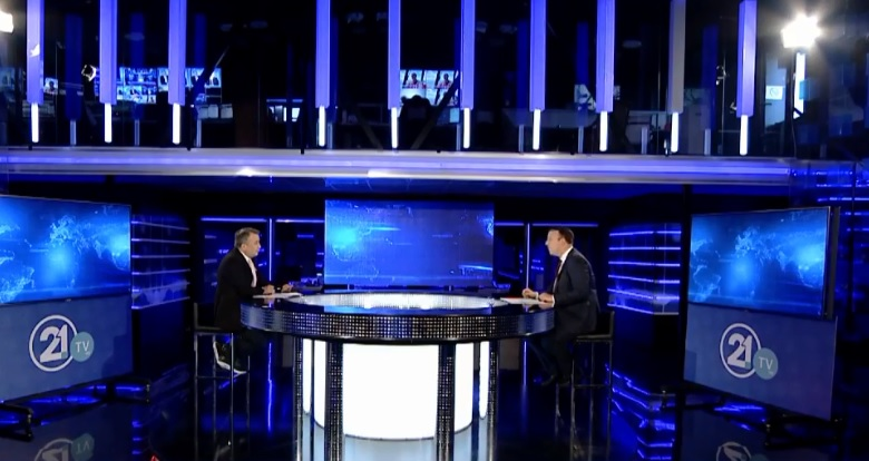 ВЛАСТА ВО ПАНИКА: СДСМ барале гасење на сигналот за интервјуто на Николоски!