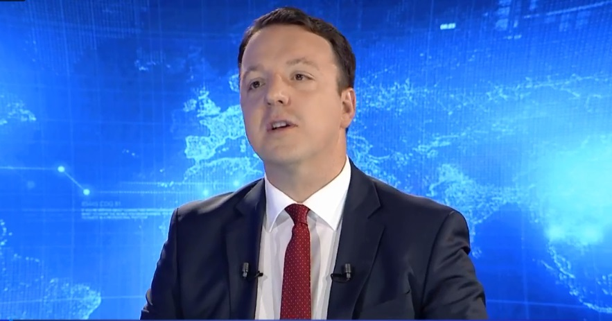 (ВИДЕО) Николоски: Македонија е во ќорсокак – како партија нема да дозволиме национално предавство