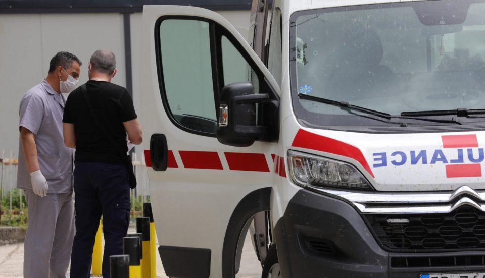 Ранет човек од заскитан куршум во Петровец