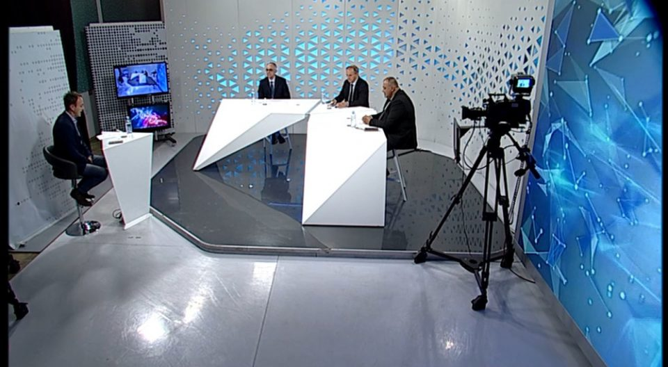 Трајанов и Давидовиќ: Имаме некредибилен судски систем и политички затвореници