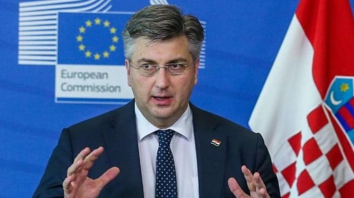 Пленковиќ: Хрватска е на добар пат во 2022 година да влезе во Шенген, а потоа и во еврозоната